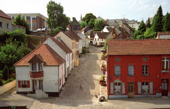 Montroi -montroi-sur-mer Royalty-vrije Stock Afbeeldingen