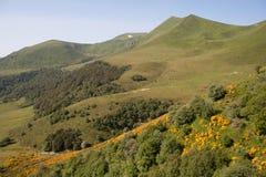 Monts Dore Royaltyfri Bild