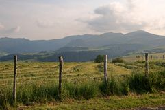Monts Dore, France Stock Images