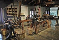Montseny Ethnological Museum Stock Photography