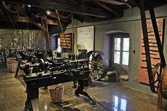 Montseny Ethnological Museum Royalty Free Stock Photo
