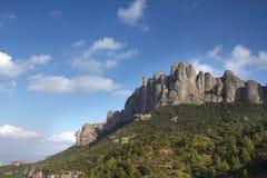 Montserrat Fotografia de Stock