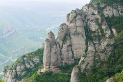Montserrat Fotografia Stock