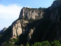 Montserrat. Mountains in Catalonia(Spain Stock Photos