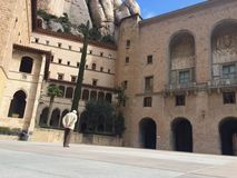 Montserrat Imagem de Stock Royalty Free