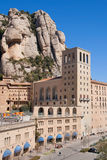 Montserrat Abbey Royaltyfria Bilder
