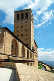 Montserrat abbey Stock Photos