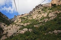 Montserrat Aeri Imagenes de archivo