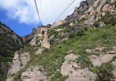 Montserrat Aeri Lizenzfreies Stockbild