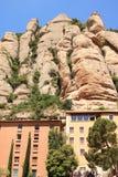 Montserrat (Barcelona, Spanje) Stock Fotografie