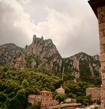 Montserrat Catalonia Spain Stock Photography