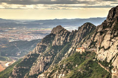 Montserrat, Catalonia, Spain Royalty Free Stock Images