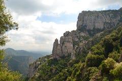 Montserrat, España Imagen de archivo