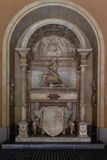 Montserrat, España, el 20 de septiembre de 2016: Monumentos dentro de Santa Maria de Montserrat Abbey Abadia de Montserrat Imagen de archivo libre de regalías