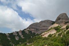 Montserrat, Espagne Images stock