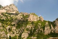 Montserrat, Espagne Photo libre de droits