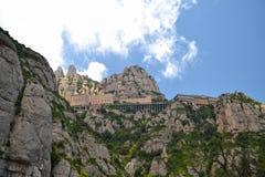 Montserrat, Espagne Photographie stock libre de droits