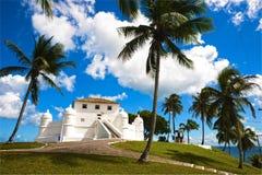 Montserrat fort salvador of bahia Royalty Free Stock Images