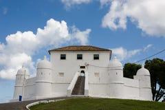 Montserrat fort Stock Images