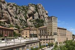 Montserrat - Katalonien - Spanien Lizenzfreies Stockbild