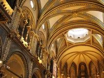 Montserrat-Kirche Lizenzfreie Stockfotos