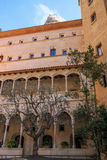 Montserrat monaster blisko Barcelona, Hiszpania Fotografia Stock