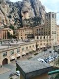 Montserrat Monastery imagenes de archivo