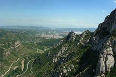 Montserrat mountain 10 Stock Photo