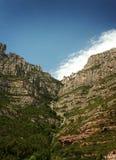 Montserrat mountain 10 Stock Photography