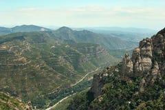 Montserrat mountain 10 Royalty Free Stock Photography