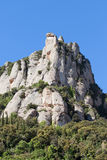 Montserrat Mountain in Catalonia Stock Photography