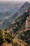 Montserrat mountain Stock Photo