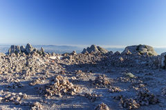 Montserrat mountain Royalty Free Stock Photography