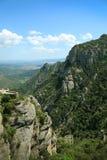Montserrat mountain Royalty Free Stock Image