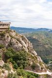 Montserrat, mountain, Spain Stock Photo