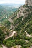 Montserrat, mountain, Spain Stock Photography