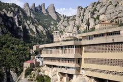 Montserrat mountains Royalty Free Stock Photos