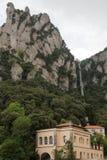 Montserrat's Funicular Stock Photos