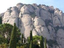 Montserrat, Spagna Fotografie Stock Libere da Diritti