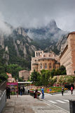 Montserrat, Spain Royalty Free Stock Photography