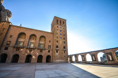 Montserrat Spain Imágenes de archivo libres de regalías