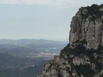 Montserrat Spain imagens de stock