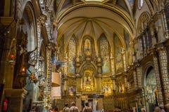 Montserrat, Spain Royalty Free Stock Photography