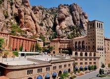 Montserrat, Spanien Lizenzfreies Stockbild