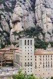 Montserrat (Spanje) royalty-vrije stock fotografie