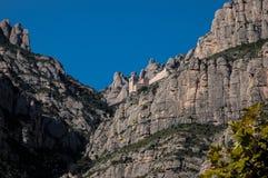 Montserrat, Spanje Royalty-vrije Stock Foto's