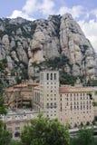 Montserrat (Spanje) stock fotografie