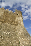 Montsoriu Castle Royalty Free Stock Images