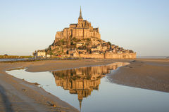 MontStMichel Royalty Free Stock Image