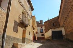 Montuenga de Soria, Spain Stock Image